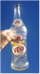 Vintage Vess Large Family Size ACL Soda Bottle