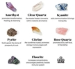 Magic 7 Beginner Healing Crystal Set