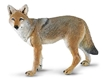 Wild Safari Wildlife Coyote Toy Model