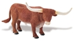 Safari Farm Texas Longhorn Bull Model Toy, Texas Longhorn Bull toy, Texas Longhorn Bull model, kids