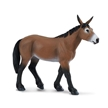 Wild Safari Farm Mule Toy Model