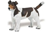 Wild Safari Jack Russell Terrier Best in Show Toy Model