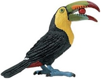Wild Safari Wings of the World Toucan Toy Model