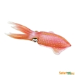 Wild Safari Reef Squid Toy Model