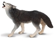 Wild Safari Wildlife Wolf Toy Model