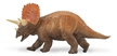 Wild Safari Triceratops Dinosaur Toy Model