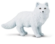 Wild Safari Wildlife Artic Fox Toy Model