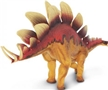 Wild Safari Dinosaurs - Stegosaurus Toy Model