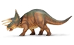 Wild Safari Triceratops Toy Model