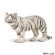 Wild Safari Wildlife White Bengal Tigress Toy Model