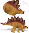Great Dinosaurs Stegosaurus Dinosaur Toy Model