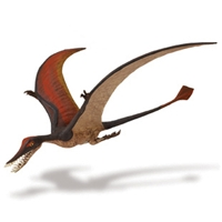 Wild Safari Rhamphorhynchus Toy Model 2010, dinosaur toys, kids dinosaur toys, toy dinosaur model