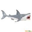 Wild Safari Megalodon Toy Model
