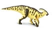 Wild Safari Dinosaur Parasaurolophus Toy Model
