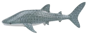 Wild Safari Sea Life Whale Shark Toy Model
