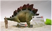 Schleich Dinosaur Stegasaurus Toy Model- Retired