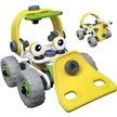 Erector Mini Build and Play - Yellow/Green Bulldozer