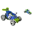 Erector Mini Build and Play - Blue - Green Small Convertible