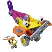 Erector Mini Build and Play - Orange/Pink Small Plane