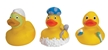 Spa Rubber Ducks, rubber duckies, small rubber duckies, baby rubber duckies, bath rubber ducks