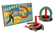 Rubber Horse Shoe Set - outdoor fun- horseshoes
