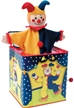 Jester Jack In A Box - Classic Toy