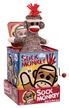 Sock Monkey Jack in the Box - Classic Toy