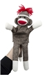 Free! - Sock Monkey Puppet