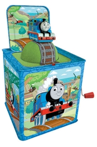 Thomas Jack in the Box - Musical Toy