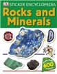 Sticker Encyclopedia Rocks and Minerals Book