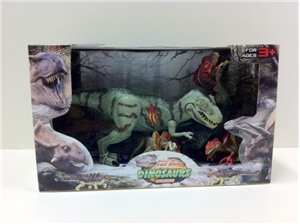 4 Piece Boxed Dinosaur Gift Set 1