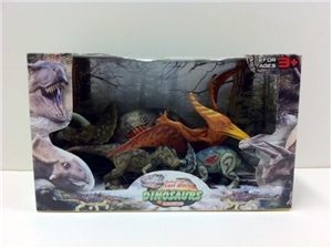 4 Piece Boxed Dinosaur Gift Set 3