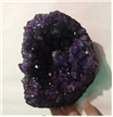 Purple Colored Amethyst Cave 2.35 lb