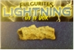 Lightning in a Box Fulgurites