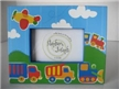 Transportation Frame, Picture Frame, Kids Frame, Child's Picture Frame, Car Frame, plane Frame, Trai