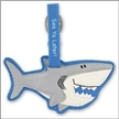 Shark Luggage Tag, Luggage Tag, Shark Tag, Luggage, shark