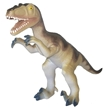 Large 19 Inch Soft And Squeezable Velociraptor Dinosaur Toy