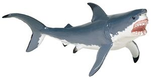 Great White Shark Monterey Bay Aquarium Model Toy