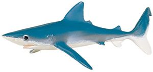 Blue Shark Monterey Bay Aquarium Model Toy