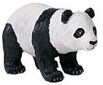 Wild Safari Wildlife Panda Cub Replica Toy Model