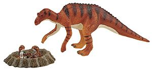 Carnegie Collection Maiasaura with nest  Dinosaur Toy Model