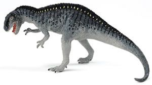 Carnegie Collection Acrocanthosaurus Dinosaur Toy Model