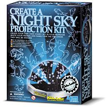 Create A Night Sky (star projector kit)