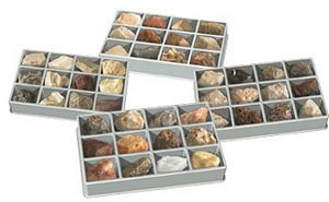 Metamorphic Rock Collection Boxed