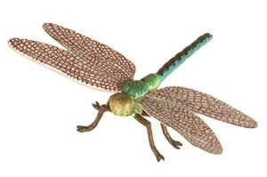 Hidden Kingdom Dragonfly Insect Toy Model, bug toys, insect toys, insect models. dragon fly toy