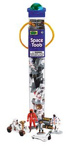 Space-NASA Toob  - space toys - space party favors
