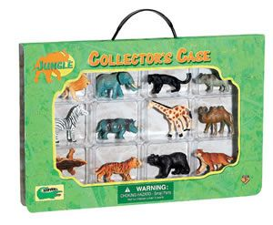 Wildlife Adventures Collector's Case
