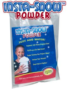 Insta Snow One Pound Bag Science Toy