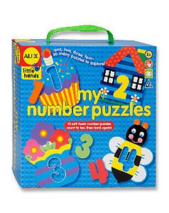 Alex-My Number Puzzles
