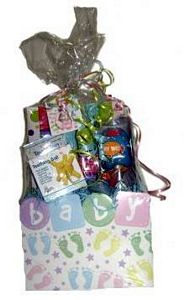 Gift Basket Box Baby 6 Month